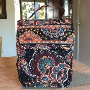 🌸Super Cute VERA BRADLEY Quilted Velcro Lunch Box